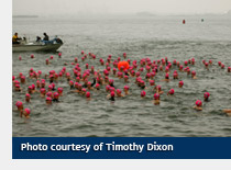 Statue of Liberty Swim on Friday!