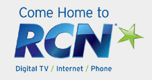 Come Home to RCN logo
